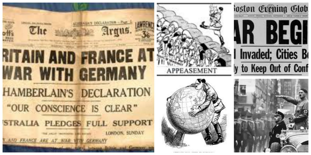 Versailles Treaty World War 2